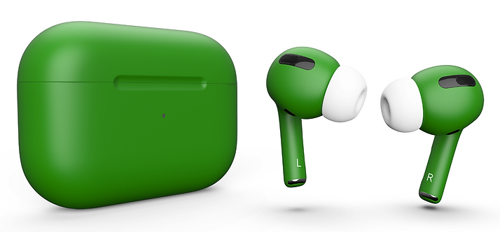 AirPods Pro Green зеленые