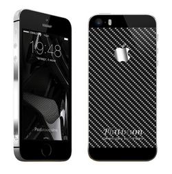 iPhone 5S Carbon Platinum эксклюзив