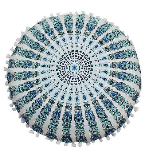 Mandala Floor Pillow / Meditation Cushion