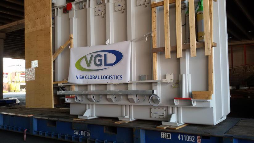 VGL cargo sea feight