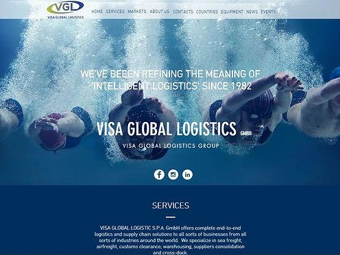 VGL GmbH new website