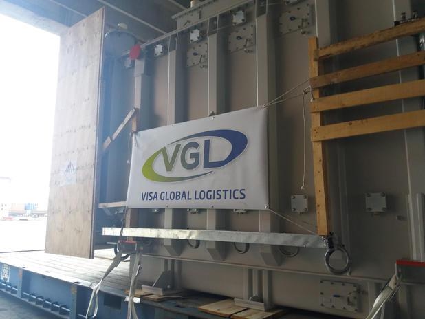 VGL cargo sea freight