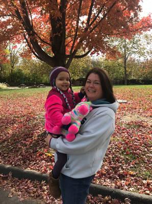 Emery and Her Grandma