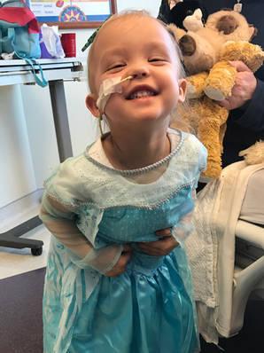 Emery Fighting Neuroblastoma