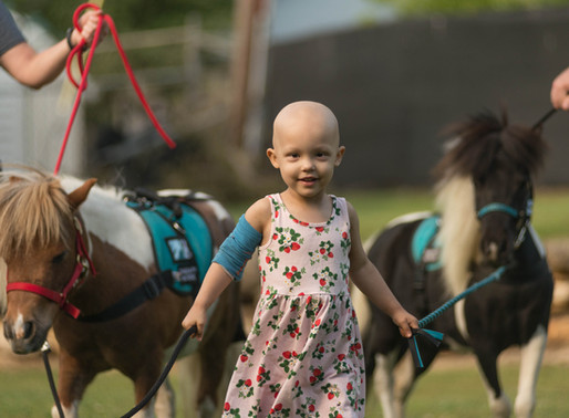 Childhood cancer is not rare.