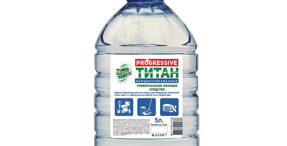 Универсальное моющее средство Mr.Green Прогресс Титан ( 5л. ПЭТ)