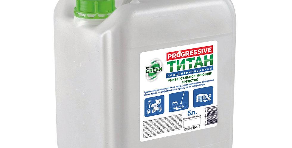 Универсальное моющее средство Mr.Green Прогресс Титан ( 5л. ПНД)