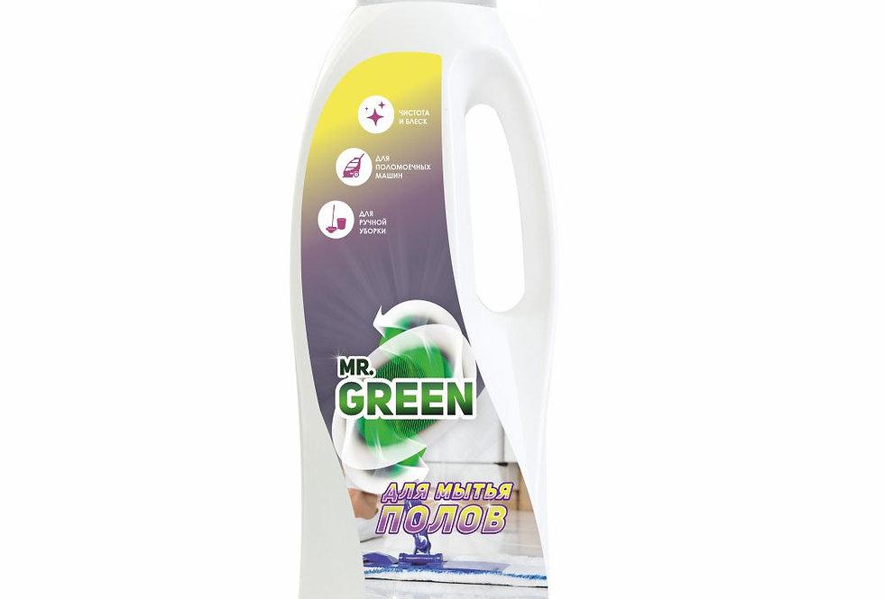 """Щелочное средство для мытья полов """"Bio"""" 1л."""