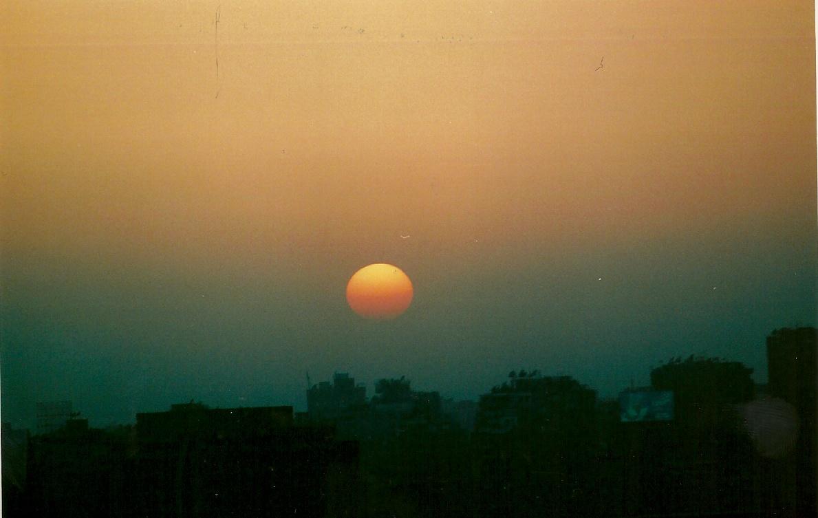 Cairo Sundown - Cairo