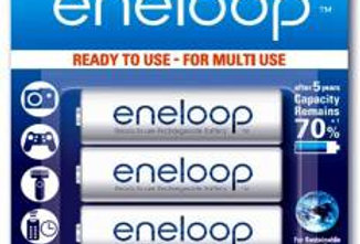 Panasonic eneloop AA 充電電池