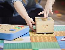 Cubetto Hands-On Coding 小方頭機械人編程
