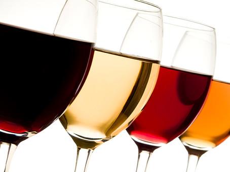 Los tipos de vinos y sus usos