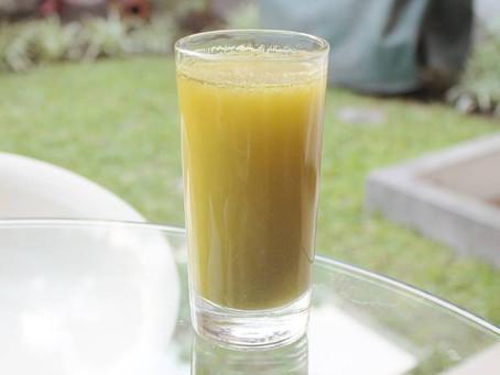 Agua de Quinua con Frutas