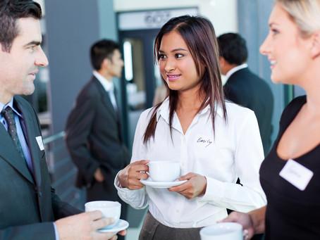 Importancia del coffee break en un evento corporativo