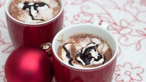 Chocolate caliente super rico