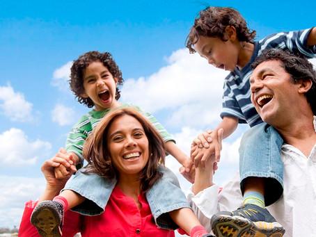 Importancia de los momentos en familia