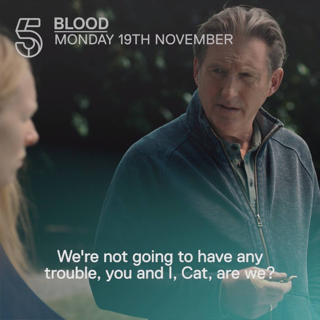 Blood | Starts Monday at 9pm | Channel 5