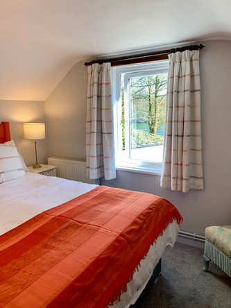 The Barn - Kingsize double bed