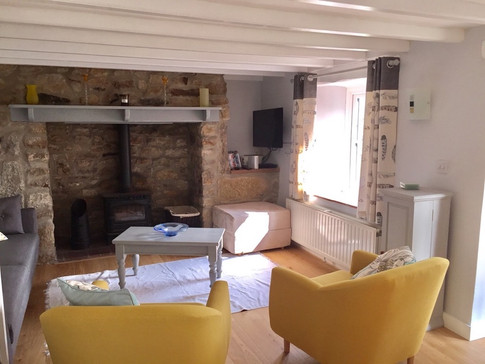The Cottage wood burner