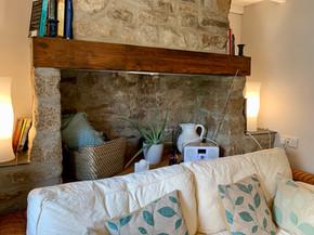 The Barn - Living room