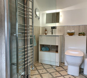The Barn - New Bathroom