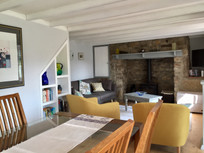 The Cottage dining area