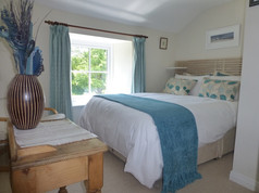The Cottage Double bedroom