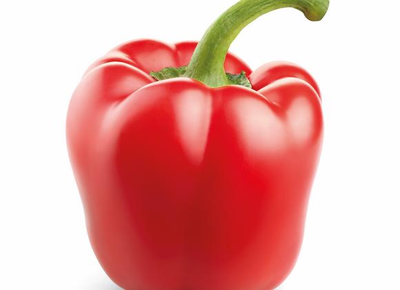 Paprika per stuk