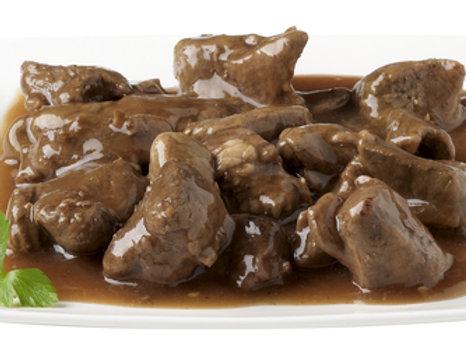 Bereid stoofvlees