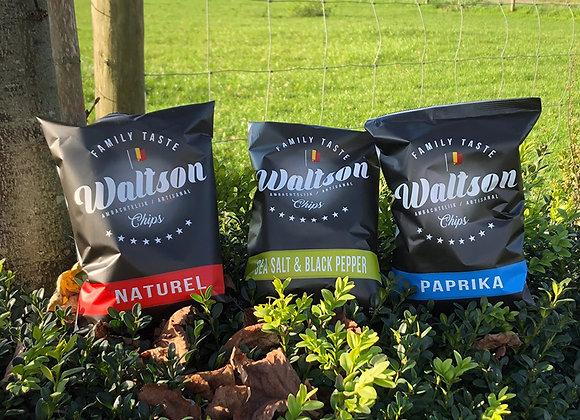 """Chips """"Waltson"""""""