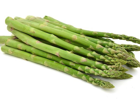 Groene asperges 500g