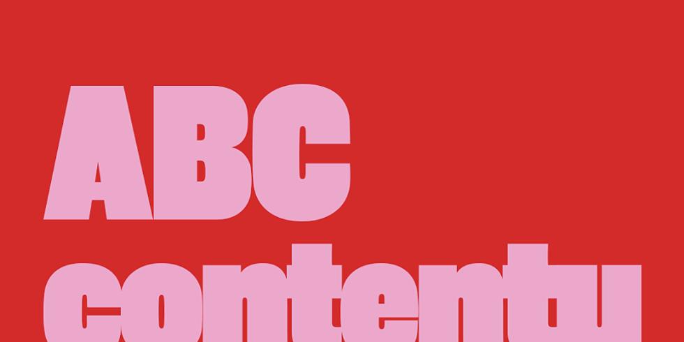 ABC CONTENTU - content marketing