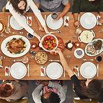 Feestelijk diner
