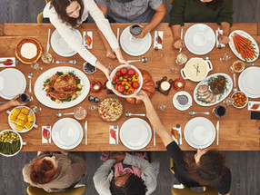4 Tips to Keep You From Overdoing it on Thanksgiving