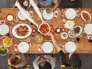 Temas para conversar ao redor da mesa