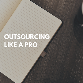 Why should you outsource? Download Guide