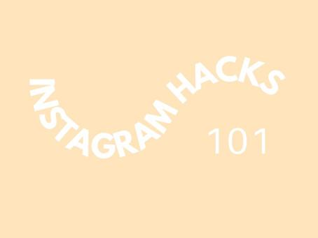 Top Instagram hacks in 2021
