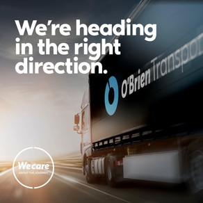 Meet the Clients: O'Brien Transport