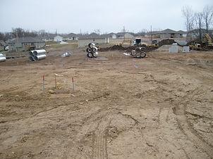 Storm Sewer, Staking, Surveyor, Civil Engineering Design, Kramer Consulting, LLC