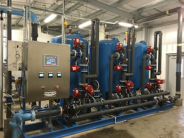 Pressure Water Filter, Pressure, Water, Filter, Treatment, Wigen, Technologies, Wigens, Wigen TechnologieWater Treatment Plant, Civil Engineering Design, Kramer Consulting, LLC, Adedge, Kramer, Consulting, Firm, Engineer, Kansas, Engineering