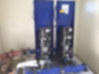 Watertronics, Water Booster Pump Station, Civil Engineering Design, Kramer Consulting, LLC, Water Booter Station, Water, Booster, Pump, Station
