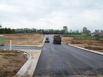 Pavement, Street, Civil Engineering Design, Kramer Consulting, LLC