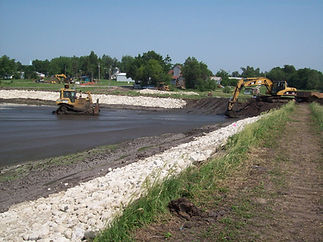 Lagoon Sludge Removal, Civil Engineering Design, Kramer Consulting, LLC
