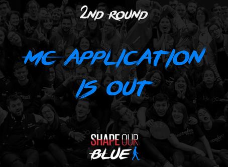 MC application 2nd round