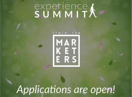 Experience Summit and TTM are here!