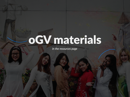 oGV winter peak materials are here!
