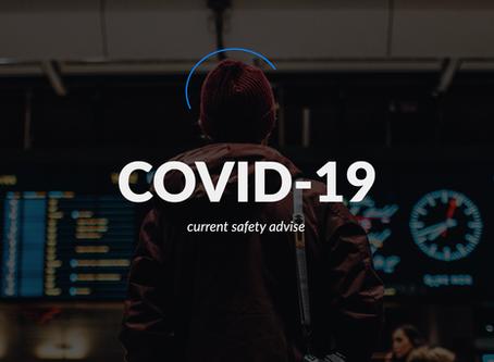 COVID-19 external communication