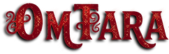 Om Tara Word Logo-glow red shadow.png