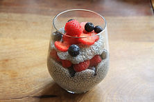 Chia Pudding - Healthy Recipes