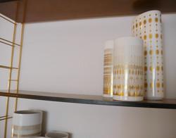 Golden Vases